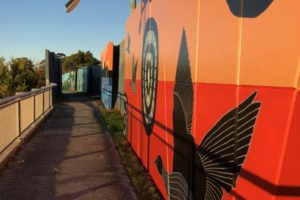 ROADS & MARITIME SERVICES – WOONONA ANTI-GRAFFITI PROJECT 2018