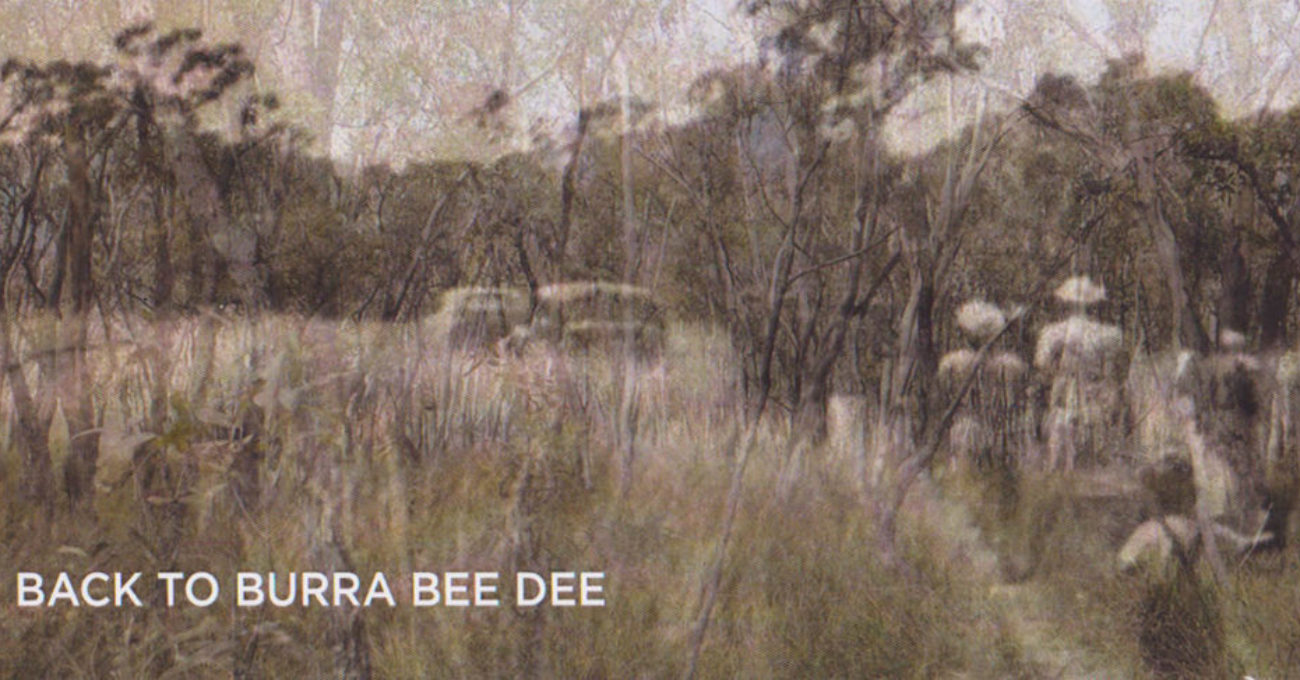 Cultural Gift Back To Burra Bee Dee