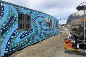 Fulton and Hogan Wrap Design Project