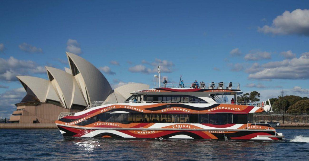 Sydney Harbour Ferries Centenary Project